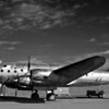 """Lockheed Constellation""<br /> 2nd Place -Black & White Prints<br /> Kevin Boyd"