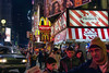 """Times Square""<br /> 3rd Place - Color Prints<br /> Gary Ricketts"