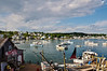 """Stonington Harbor Maine""<br /> Honorable Mention - Color Prints<br /> Larry Durham"