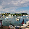 Lobster Boats At Stonington, Maine
