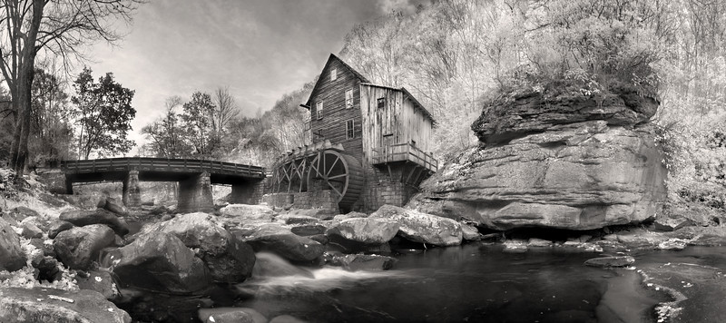 Glade Creek Gristmill