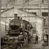 Steam at Pistoria