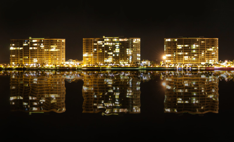 Bay Reflection