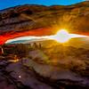 Good Morning Mesa Arch