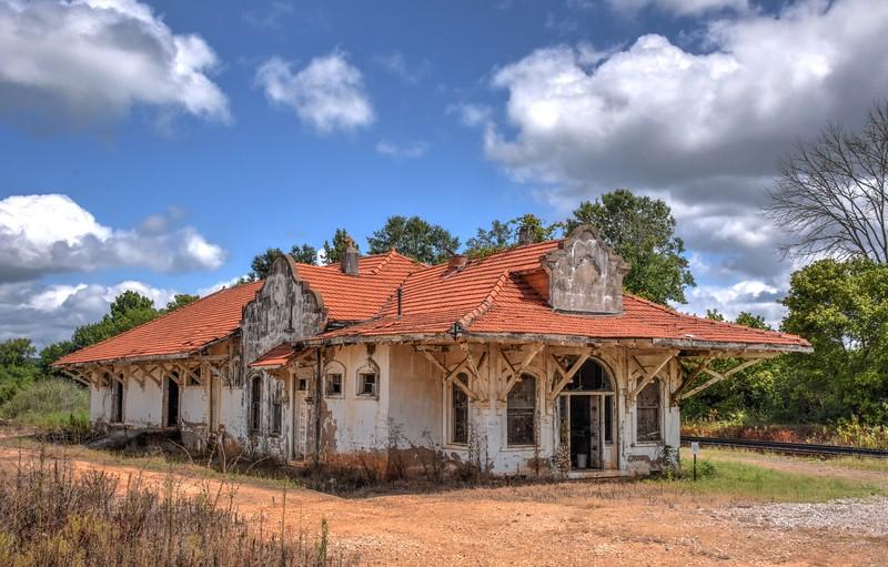 Wadley RR Depot