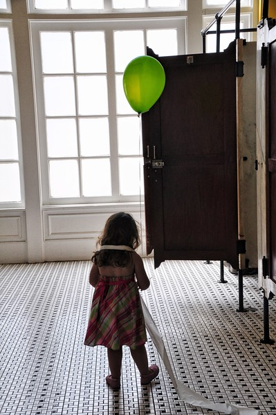 Girl With Balloon