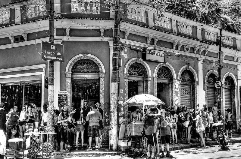 Rio Street Party, Brazil