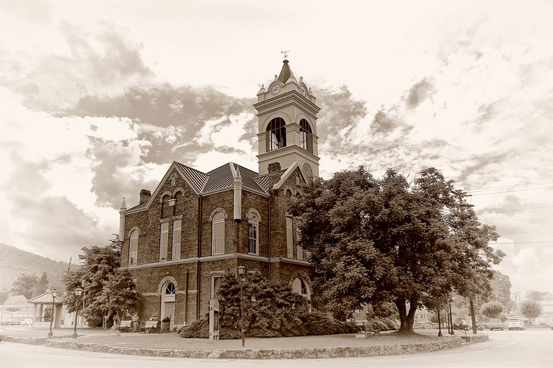 Blairsville Courthouse
