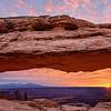 Sunrise Mesa Arch Utah