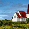 Church at Peggy's Cove