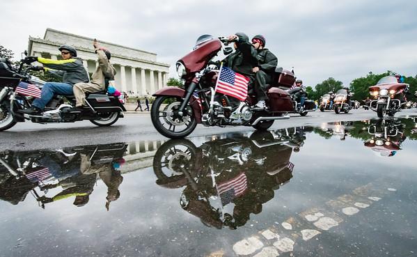2017 Rolling Thunder, Washington, D.C.