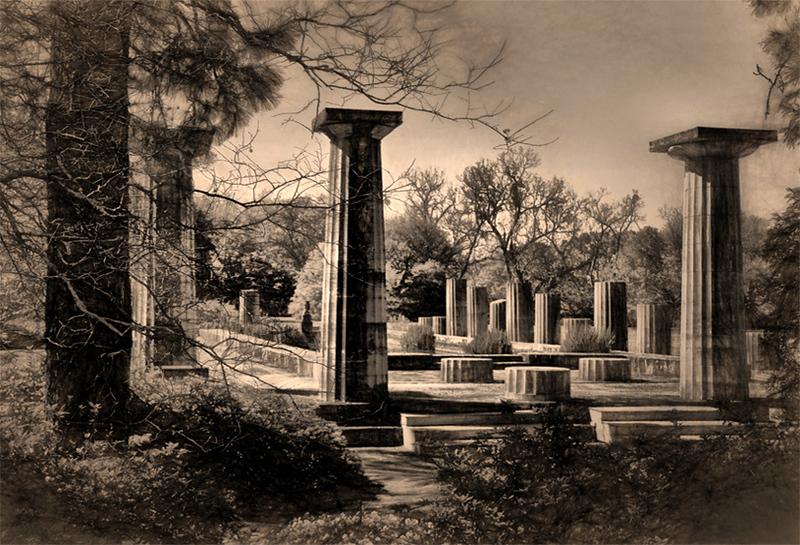 Pillars of Jasmine