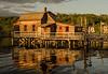 Boothbay Harbor Footbridge