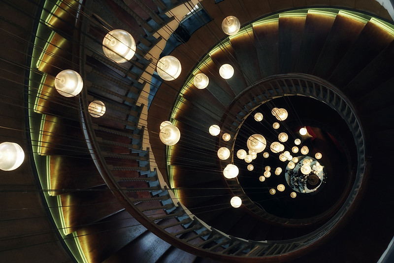 Magic Staircase - Brenda Miller
