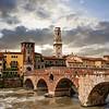 SVCC-02 Ancient Roman Bridge Verona Italy