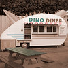 """Dino Diner""<br /> 2nd Place - Alternative Prints<br /> DJ Boyd"