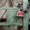 Lock & Chain<br /> Doug Stocks<br /> Honorable Mention, Color Print