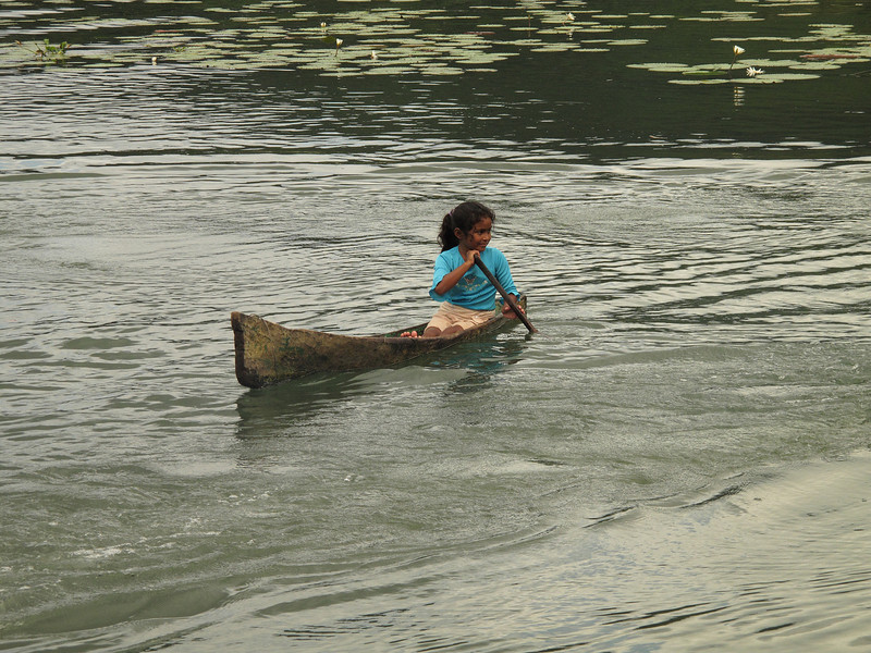 """""""Guatamalan Canoe""""<br /> Honorable Mention - Projected Images<br /> LaVerne Ramsey"""
