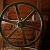 "Don McQuaid<br /> Honorable mention-""Wheel&Web""<br /> Color Print"