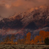 """Storm In The Tetons""<br /> 1st Place - Digital Projection<br /> Jeanne Connell"