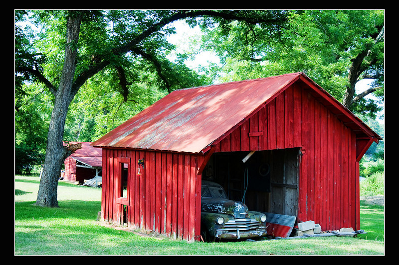 """Red Barn""<br /> Buddy Birdwell"