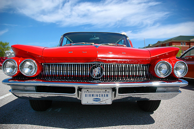 """""""Red Buick""""<br /> Honorable Mention - Projected Images<br /> Don McQuaid"""