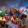 """Toy Ballons""<br /> 2nd Place - Projected Images<br /> Terry Yarbrough"