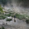 """Cool Morning On The Cahaba""<br /> Honorable Mention - Projected Images<br /> Ken Gables"