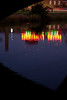 """Neon Reflections""<br /> Honorable Mention - Digital Projection<br /> Ron Clemmons"
