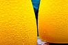 """Frozen Yellow Vases""<br /> 1st Place - Digital Projection<br /> Delos Johnson"