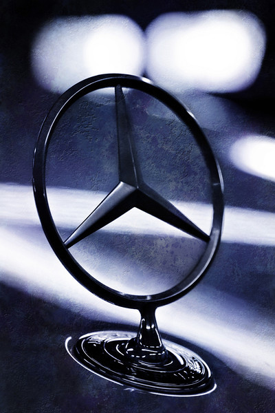 """""""Mercedes Hood""""<br /> Honorable Mention - Digital Projection<br /> Buddy Birdwell"""