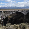"""Rio Grande Gorge Bridge""<br /> Honorable Mention - Projected Images<br /> Brenda Miller"