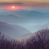 """Cherohala Skyway""<br /> Honorable Mention - Digital Projection<br /> Ken Gables"