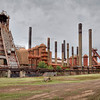 """Sloss Furnaces""<br /> 3rd Place - Color Prints<br /> Kevin Boyd"