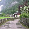 """Country Lane And Home Near Hallstatt, Austria""<br /> Honorable Mention - Color Prints<br /> Larry Durham"