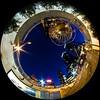 """Columbus Circle""<br /> Honorable Mention - Digital Projection<br /> Richard Castillo"