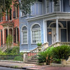 """Savannah Homes""<br /> Honorable Mention - Color Prints<br /> D.J. Boyd"