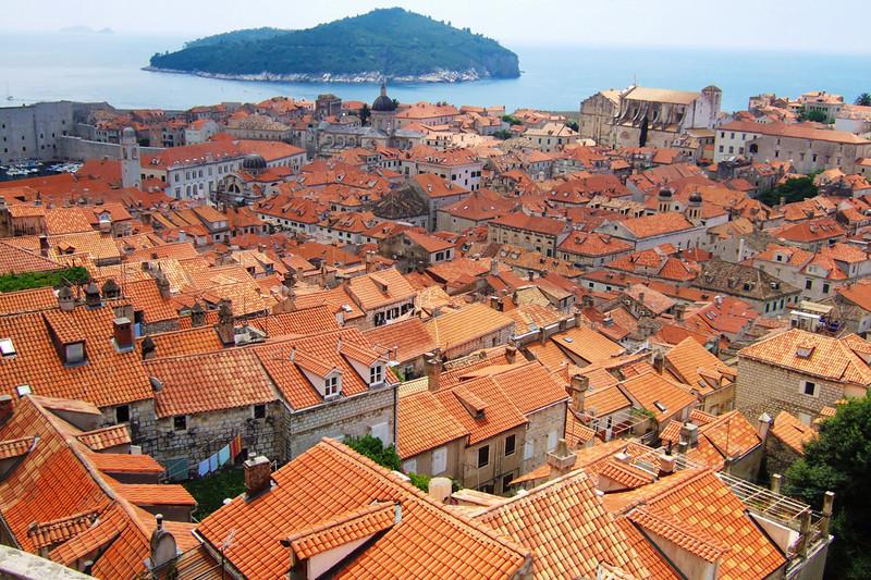 """""""Dubrovnik""""<br /> Honorable Mention - Color Prints<br /> David Paden"""