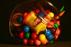 """The Candy Jar""<br /> 1st Place - Digital Projection<br /> Ira Lewis"