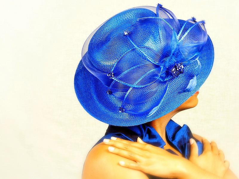 """""""Hats""""<br /> 1st Place - Color Prints<br /> Ira Lewis"""