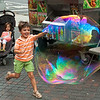 """Boy Chases Bubble""<br /> 3rd Place - Digital Projection<br /> Terry Yarbrough"