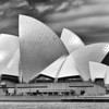 """Sydney Opera House""<br /> Honorable Mention - Digital Projection<br /> Ron Clemmons"