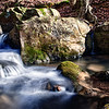 """Mountain Stream""<br /> Honorable Mention - Color Prints<br /> Phillip Burrow"