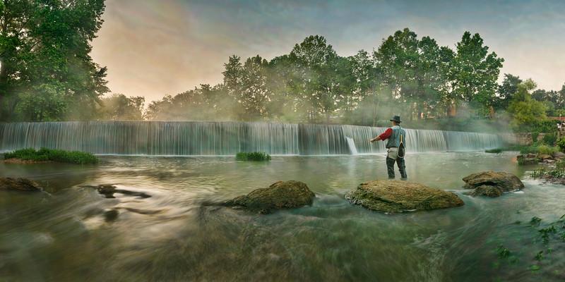 Buck Creek Dam