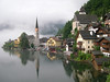 """Hallstadtt, Austria""<br /> 1st Place - Digital Projection<br /> Larry Durhan"