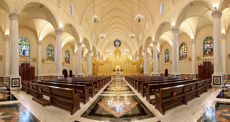 """""""The Shrine Chapel""""<br /> 1st Place - Digital Projection<br /> Ken Gables"""