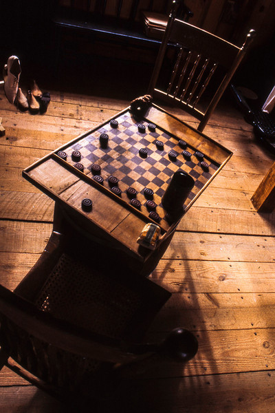 """""""Your Move""""<br /> Honorable Mention - Digital Projection<br /> George Ritchey"""