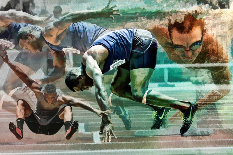"""Sport""<br /> 1st Place - Digital Projection<br /> Delos Johnson"