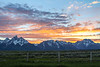 """Grand Tetons""<br /> 3rd Place - Digital Projection<br /> David Payton"