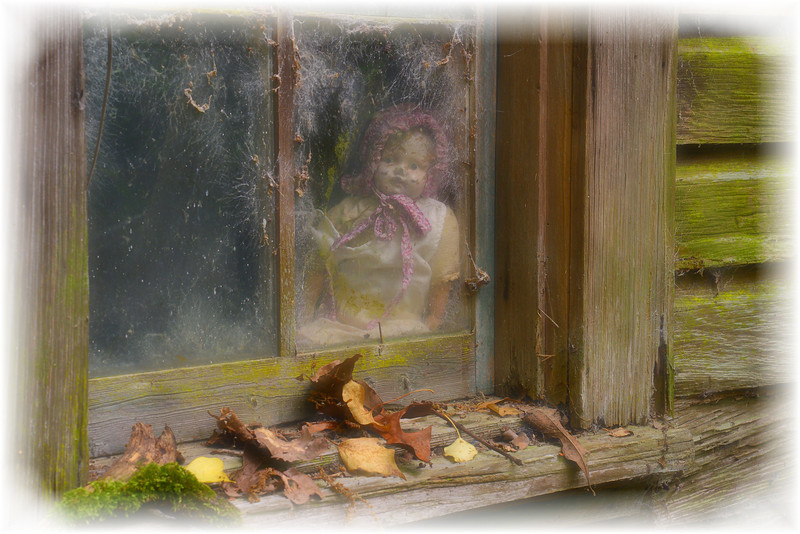 """Left Behind""<br /> 2nd Place - Artistic Prints<br /> Graham Bostic"